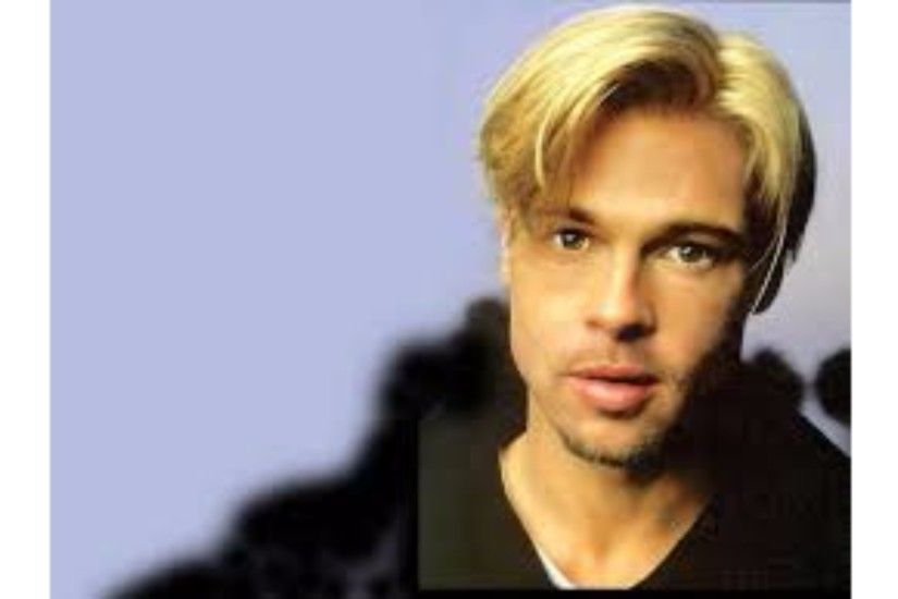 Young 4K Brad Pitt Wallpapers