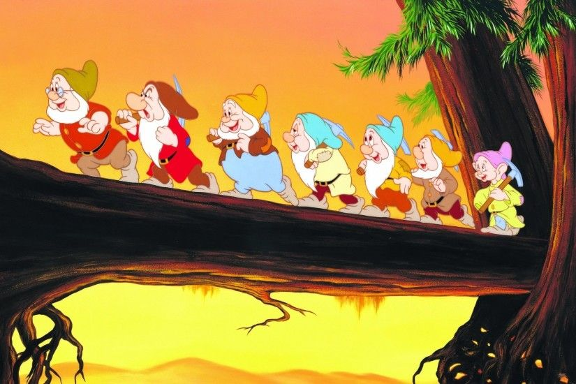 ... Snow White and the Seven Dwarfs HD Wallpaper 1920x1200