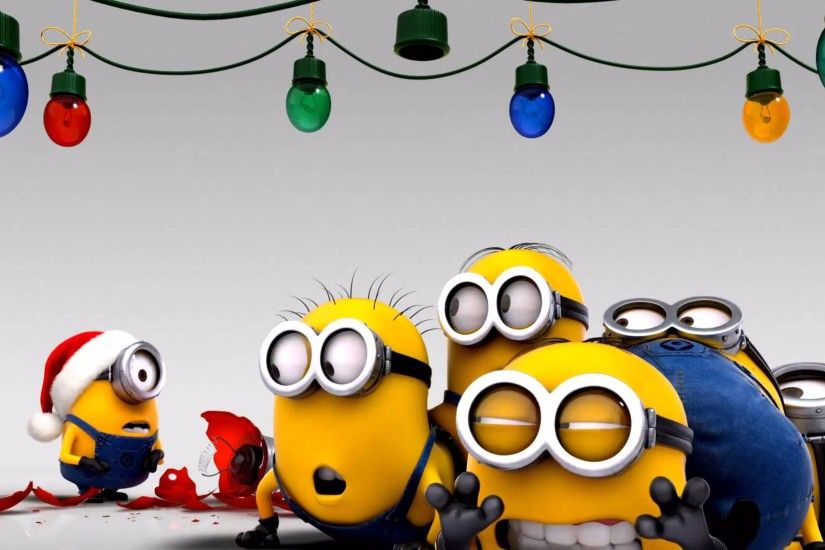 Christmas Minions Wallpapers Group (47 )