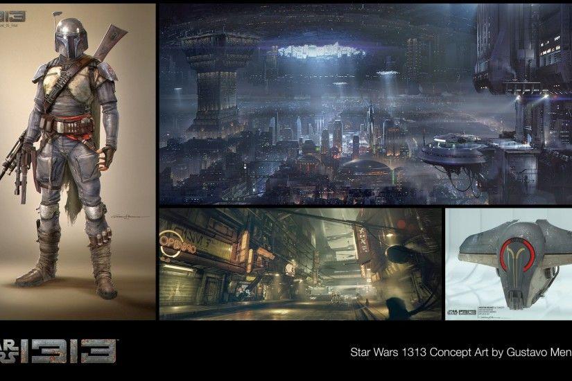 Star Wars 1313 Wallpaper Wallpapertag