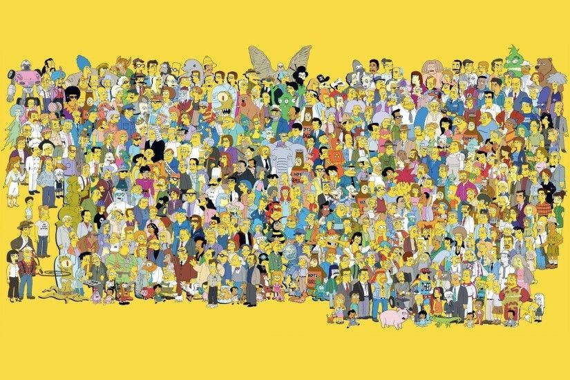Simpsons All wallpaper - 384838
