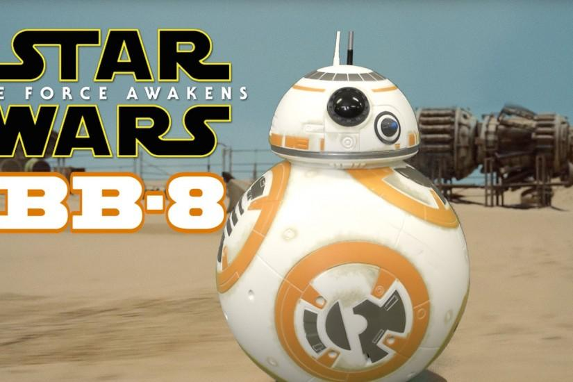 Star Wars The Force Awakens BB-8 R/C from Hasbro