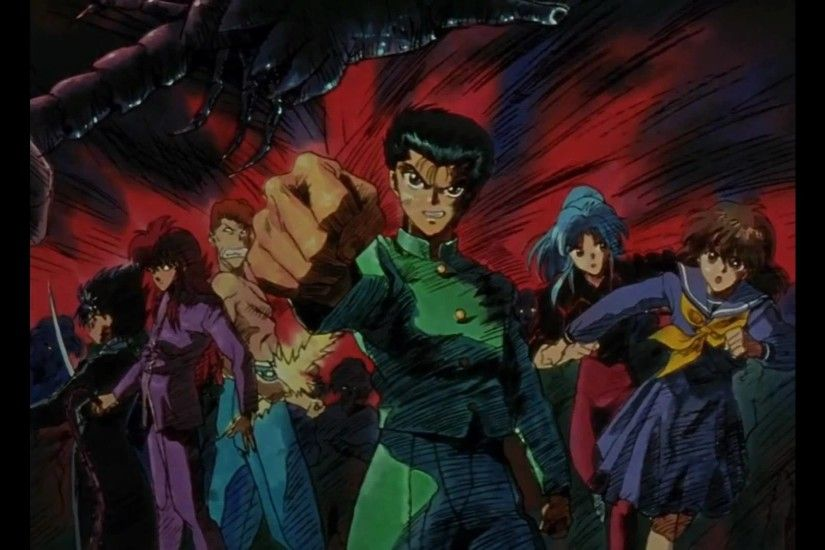 Untitled Music Track from Yu Yu Hakusho Anime