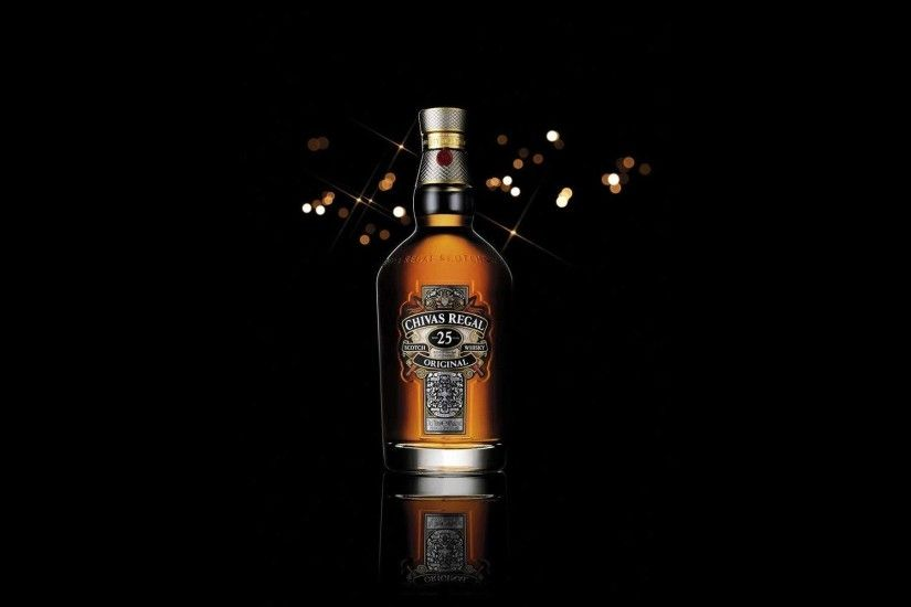 Chivas Regal Aged 12 Years Logo Wallpaper Chivas Regal Aged 12