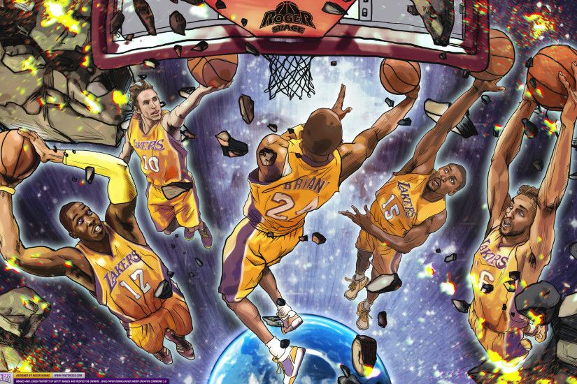 Lakers Mobile Wallpapers Los Angeles Lakers 1920×1200 Lakers Wallpaper (43  Wallpapers) | Adorable Wallpapers | Desktop | Pinterest | Lakers wallpaper,  ...