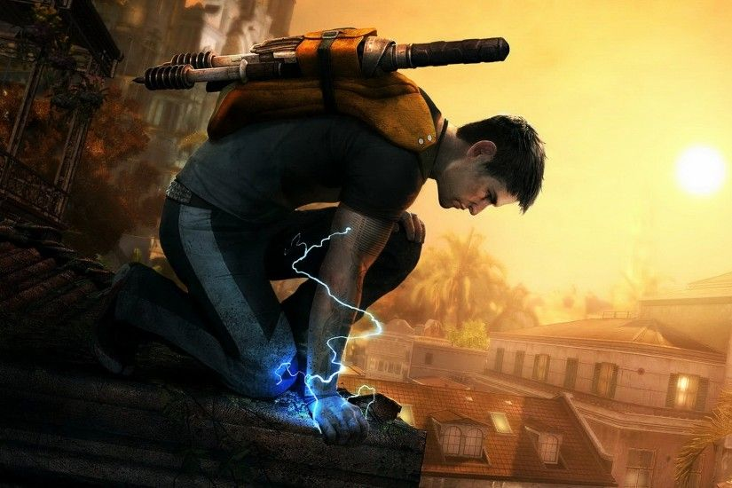 Infamous For PS3