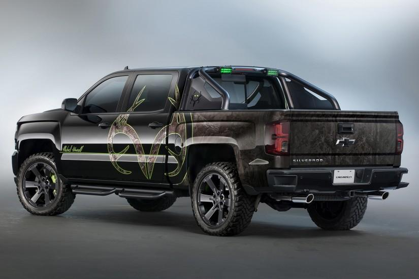 Chevrolet Silverado Realtree Bone Collector (2015) Wallpapers and HD .