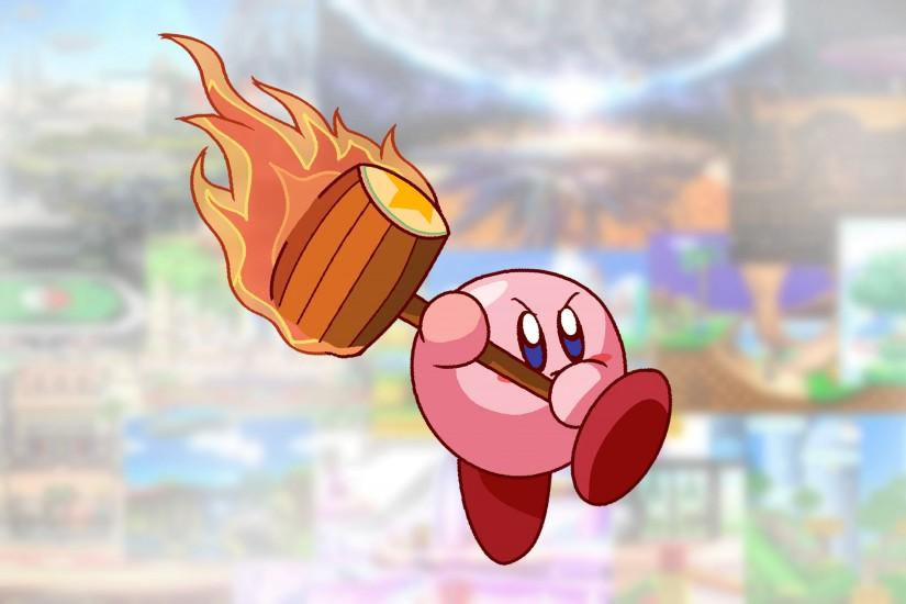 kirby wallpaper 3825x2155 pictures
