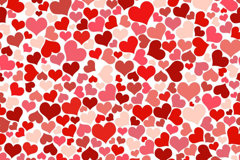 Hearts Background By GDJ #3791