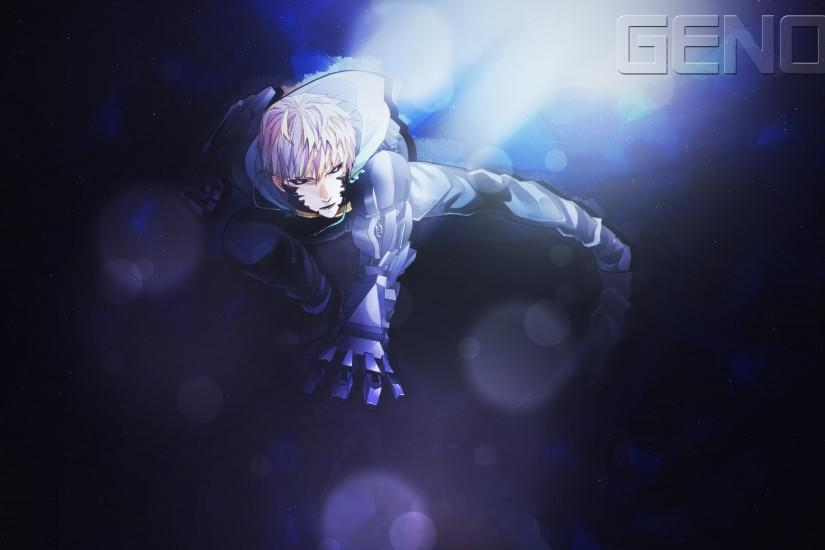 Genos One-Punch Man · HD Wallpaper | Background ID:788680