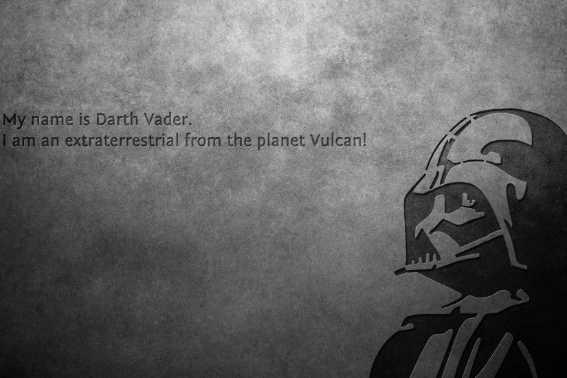 quote, Darth Vader, Star Wars Wallpapers HD / Desktop and Mobile Backgrounds