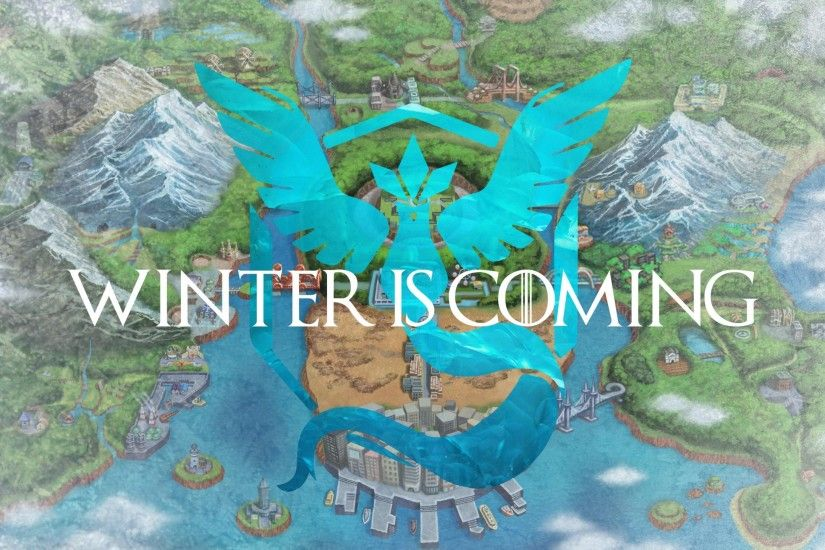 Games / Winter is Coming Wallpaper