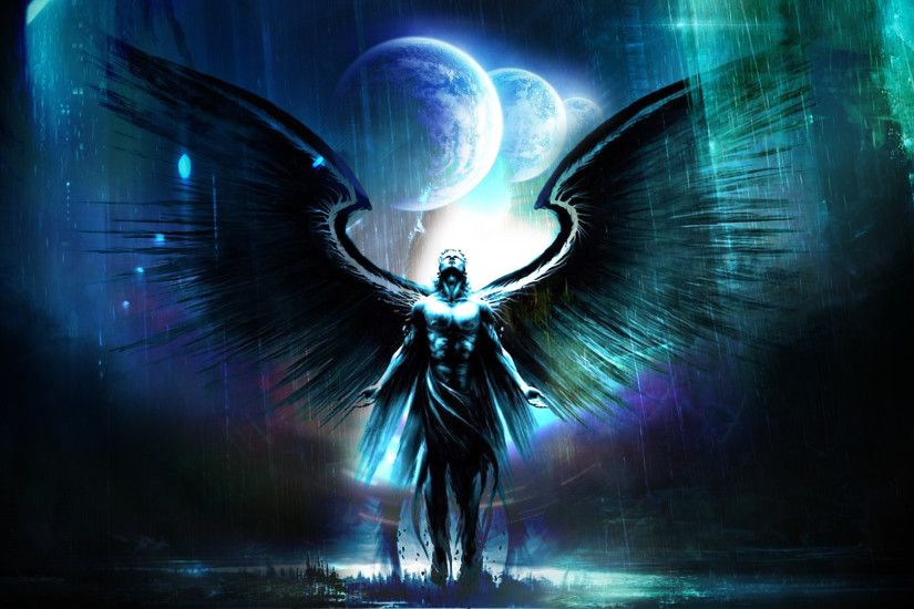 Download Desktop Angel HD Wallpapers.