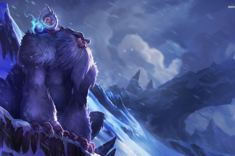 Nunu - League Of Legends 786420