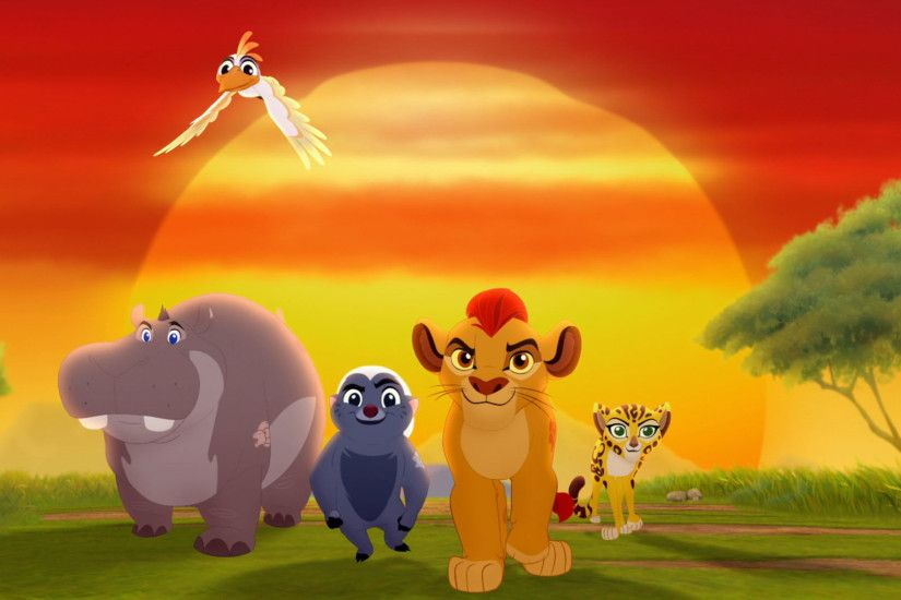The Lion Guard images The Lion Guard HD wallpaper and background photos
