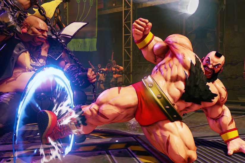 "Increase Your Zangief's Mobility With Newly Found ""Interruptability As Soon  As"" Mechanics – Shoryuken"