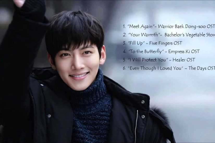 Best of Ji Chang Wook song (지창욱) OST collection - YouTube
