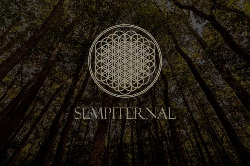 DeviantArt: More Like Bring Me The Horizon - Sempiternal Wallpaper .