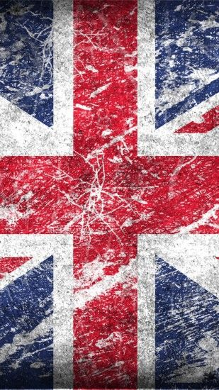 Preview wallpaper flag, united kingdom, british flag 1080x1920