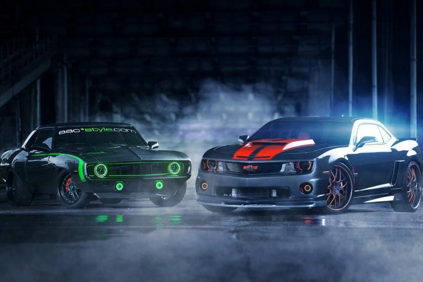 <b>Muscle Cars</b> Wallpapers <b>High Resolution<