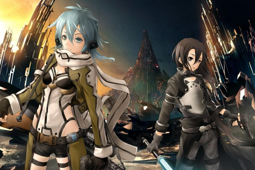sinon wallpaper 1920x1200 computer