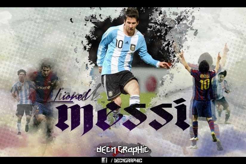 Messi Fifa 2014 Argentina Player HD Wallpaper
