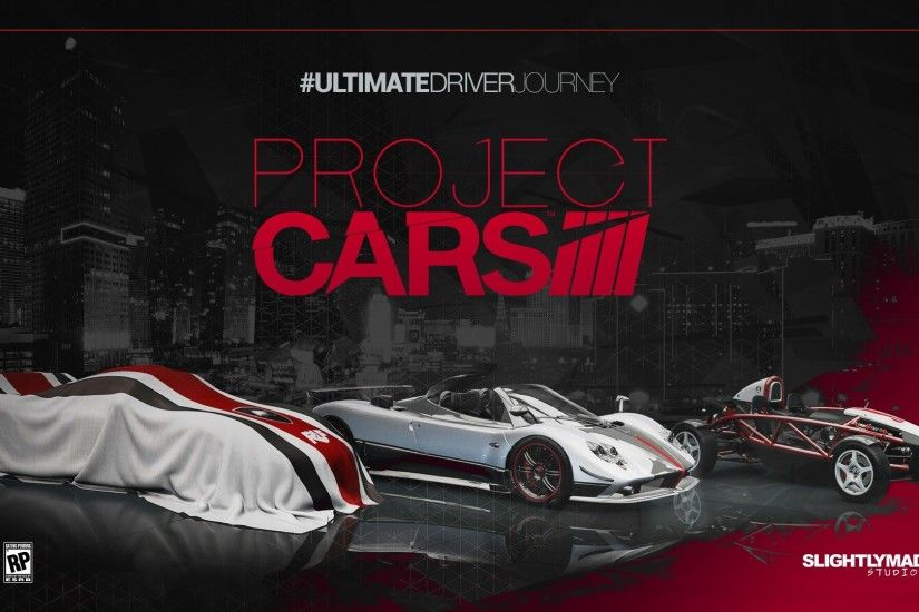 Project CARS, Ariel Atom V8, Pagani Zonda Cinque, Pagani, Video Games  Wallpapers HD / Desktop and Mobile Backgrounds
