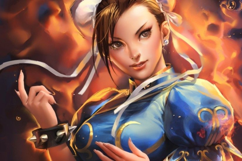 Chun Li, Video Games, Street Fighter Wallpapers HD / Desktop and Mobile  Backgrounds