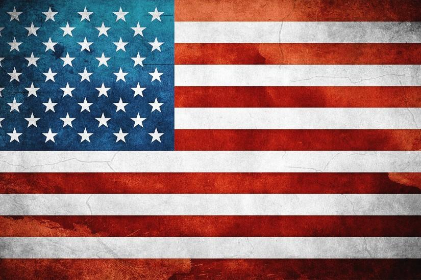 American Flag Ppt Background #37