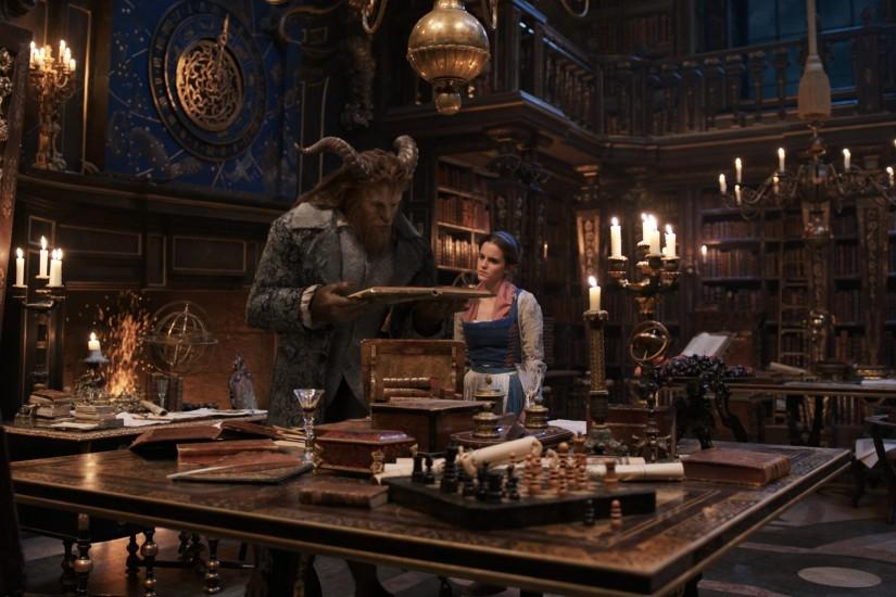 Beauty And The Beast VS Beauty And Beast 2017 images Beauty And The Beast  2017 HD wallpaper and background photos