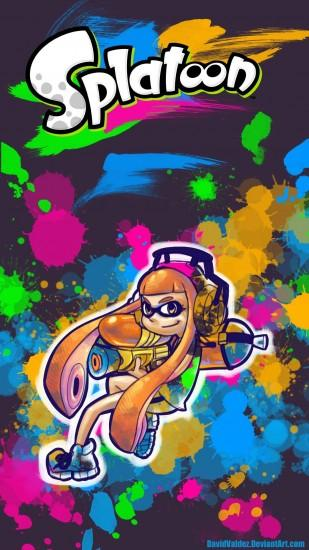 splatoon wallpaper 1080x1920 windows xp