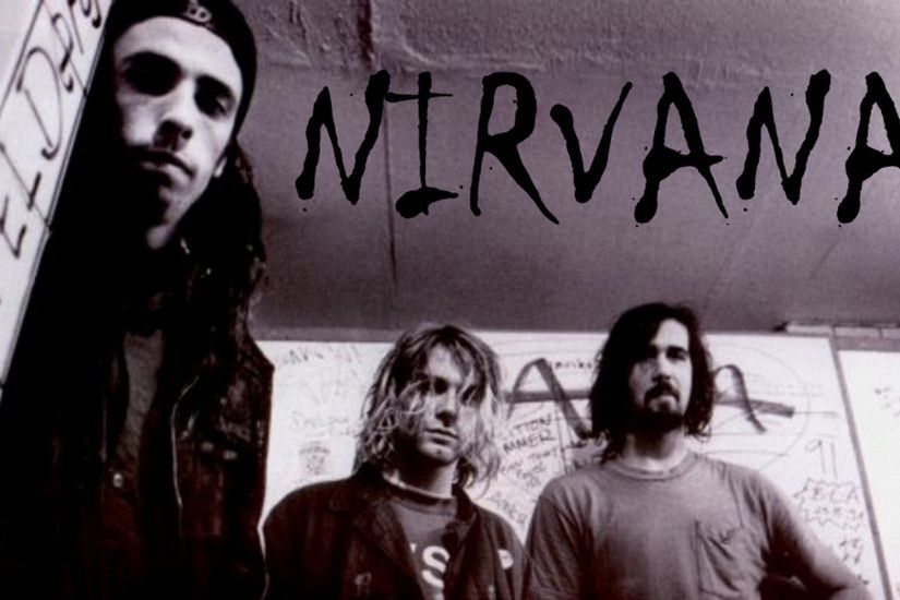 Nirvana wallpaper | Rock Band | Rock desktop pictures