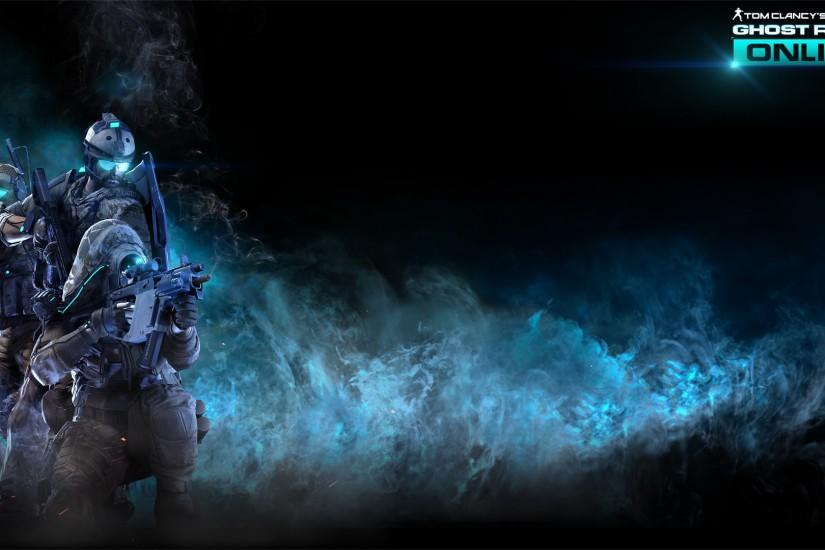 2013 Tom Clancy's Ghost Recon Online Wallpapers | HD Wallpapers