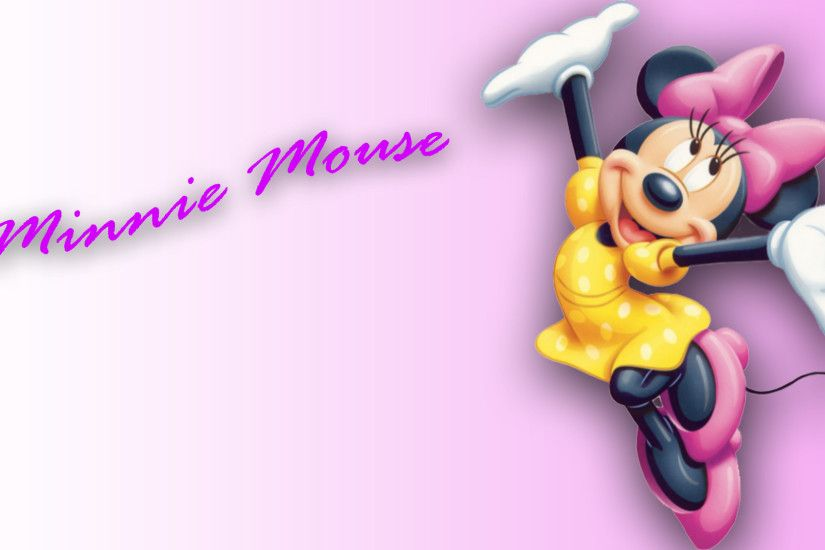 ... Minnie Mouse Wallpaper ...