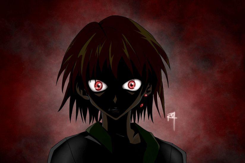 Anime Wallpaper Kurapika Red Eyes High Quality