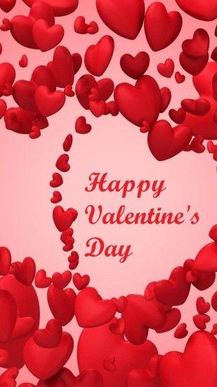 Happy Valentines Day Wallpaper ·①