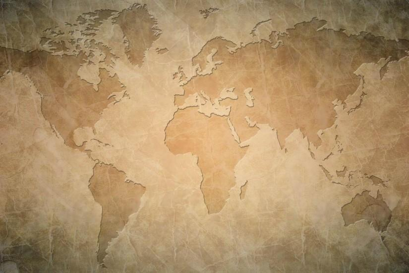 1920x1080 Hd Vector World Map Background For Desktop