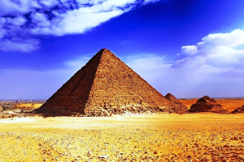 Egypt pyramids Great Pyramid of Giza wallpaper ...