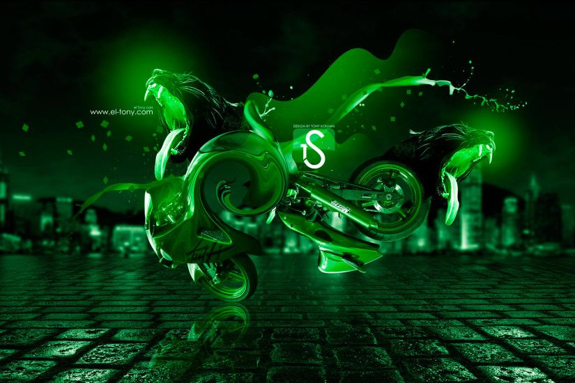 Neon Green Wallpapers High Quality Resolution