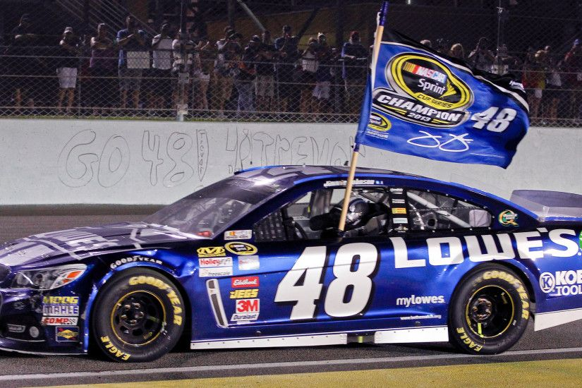 Could NASCAR's Chase proposal keep Jimmie Johnson from winning again? |  NASCAR | Sporting News