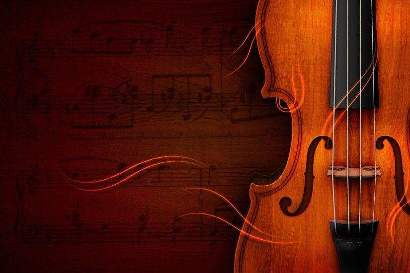 Violin HD Wallpaper. Vilon music