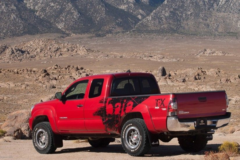 Toyota Tacoma TRD TX Baja Series Limited Edition Pickup 2012