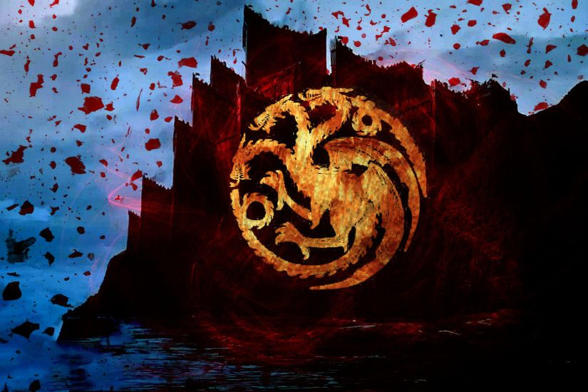 1920x1080 Game of Thrones, House Targaryen, Wallpaper by Velostodon on .