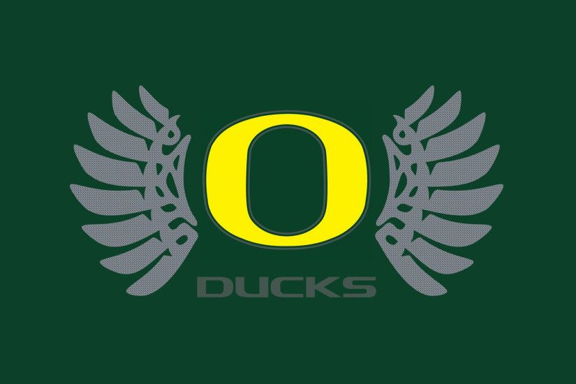Oregon Ducks Logo Wallpaper