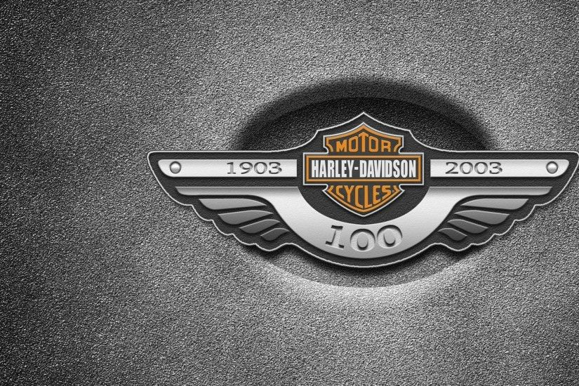 Harley Davidson Logo Wallpapers - Full HD wallpaper search