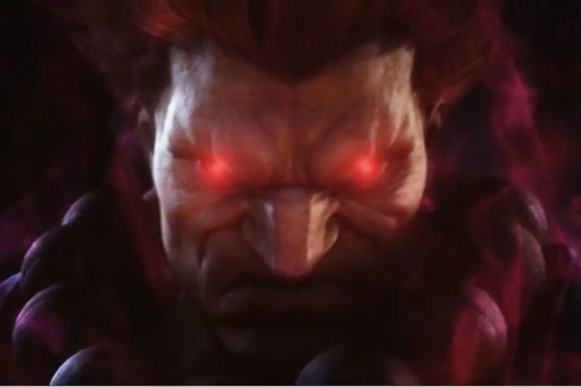 "Tekken 7 Update ""Fated Retribution"" Announced, Akuma From Street Fighter  Revealed as New Character"
