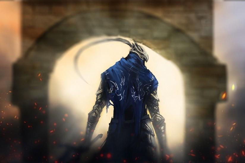 Knight Artorias - Dark Souls Wallpaper 731257 ...
