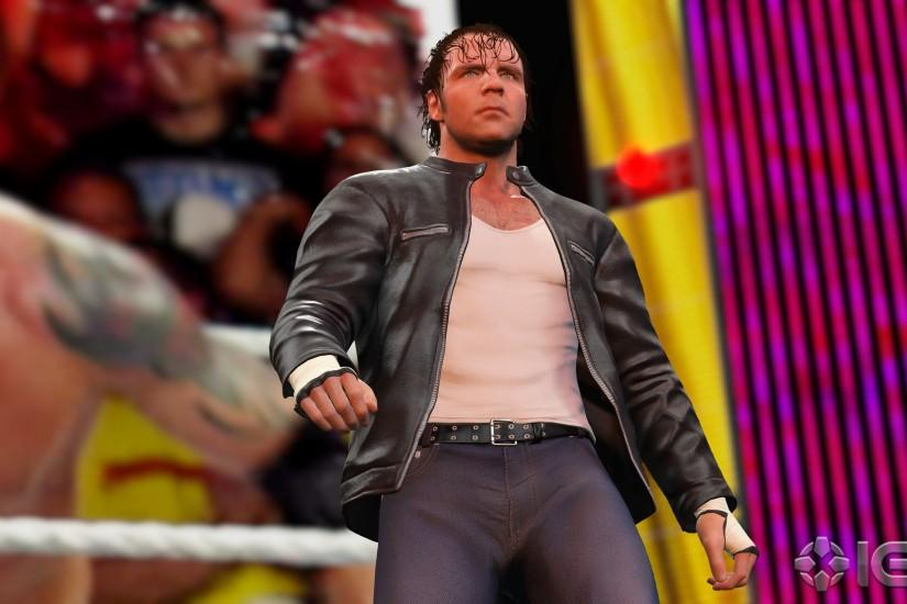 Dean Ambrose Wallpapers HD desktop Wide