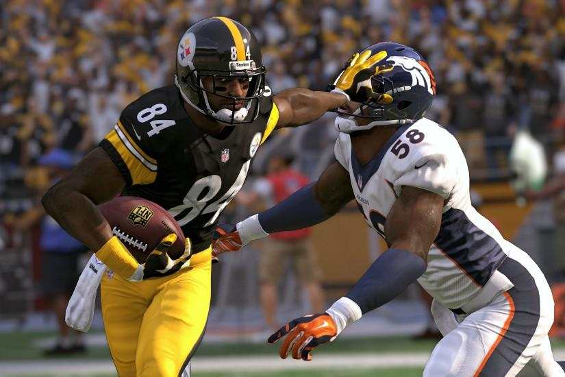 Did Von Miller get punked by EA Sports on release of Madden screenshots? |  NFL | Sporting News