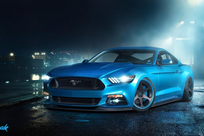 2015 Ford Mustang GT Wallpaper | HD Car Wallpapers